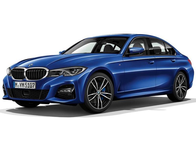 BMW Serie 3 330e  nuevo color A eleccion precio $1,120,000