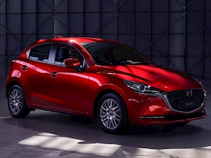 Mazda 2 i Touring Aut nuevo color A eleccion precio $289,900