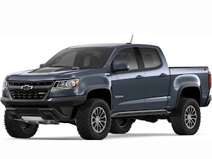 Foto Chevrolet Colorado 2.8L CD LT 4x4 nuevo color A eleccion