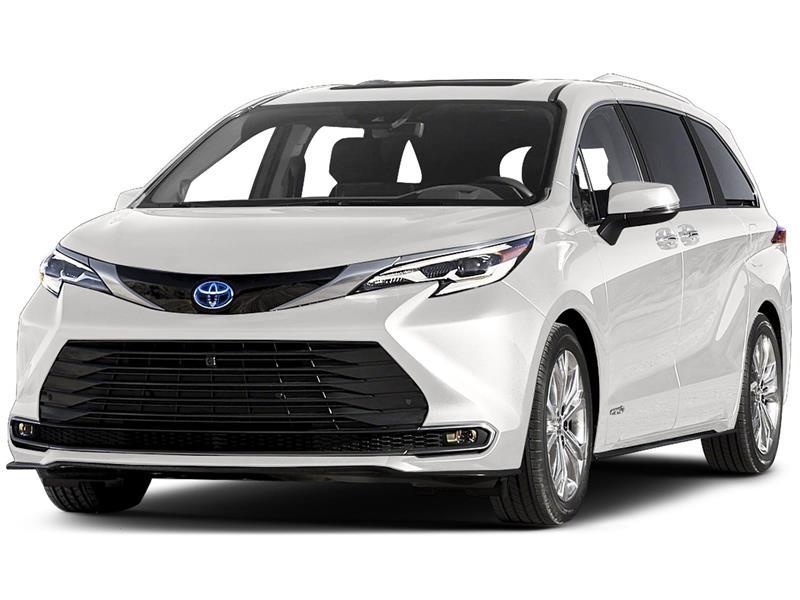 Toyota Sienna XLE   nuevo color A eleccion precio $769,900