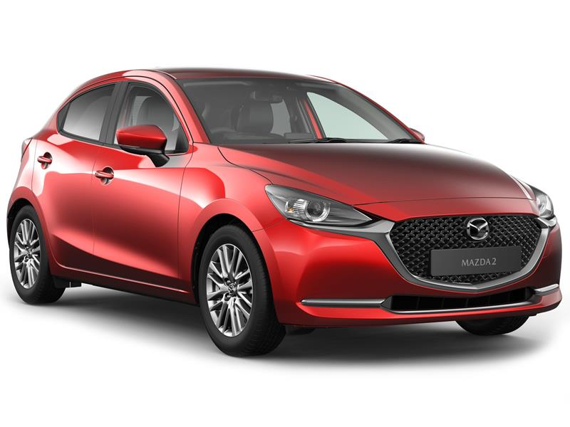 Foto Mazda 2 i Grand Touring Aut nuevo color A eleccion precio $349,900