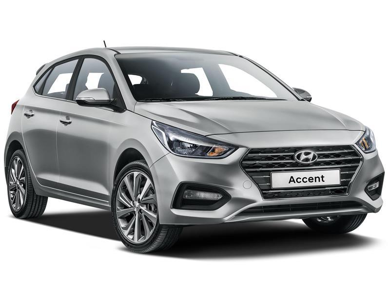 Hyundai Accent GL nuevo color A eleccion precio $270,300
