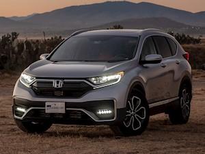 Honda CR-V EX nuevo color A eleccion precio $441,900