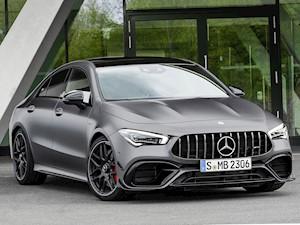 Mercedes Benz Clase CLA 45 S AMG 4MATIC+ nuevo color A eleccion precio $1,289,900