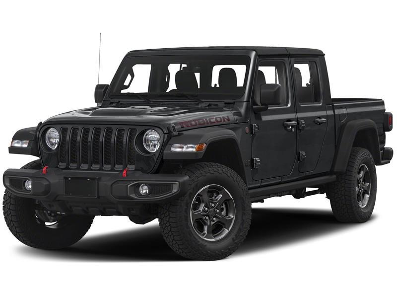 foto Jeep Gladiator Rubicon  (2021)