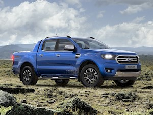foto Ford Ranger XLT 2.5L 4x2 CD (2020)