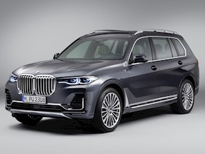 foto BMW X7 xDrive50iA Pure Excellence (2020)