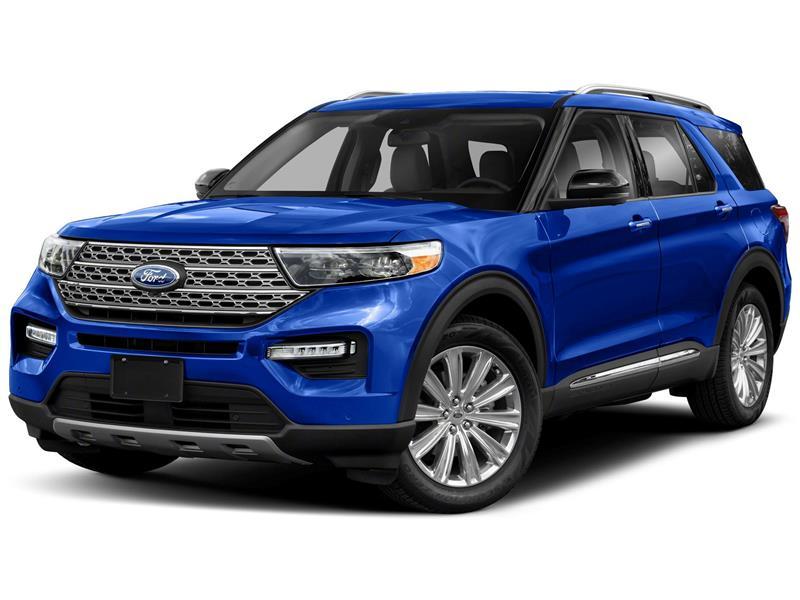 Ford Explorer 2.3L XLT 4x4 nuevo color A eleccion precio $164.490.000