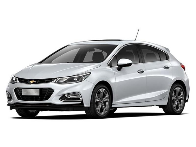 Chevrolet Cruze 5 LT nuevo precio $1.972.000
