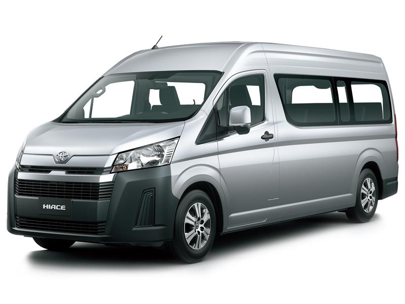Toyota Hiace 3.5L 12 Pasajeros nuevo color A eleccion precio $626,300