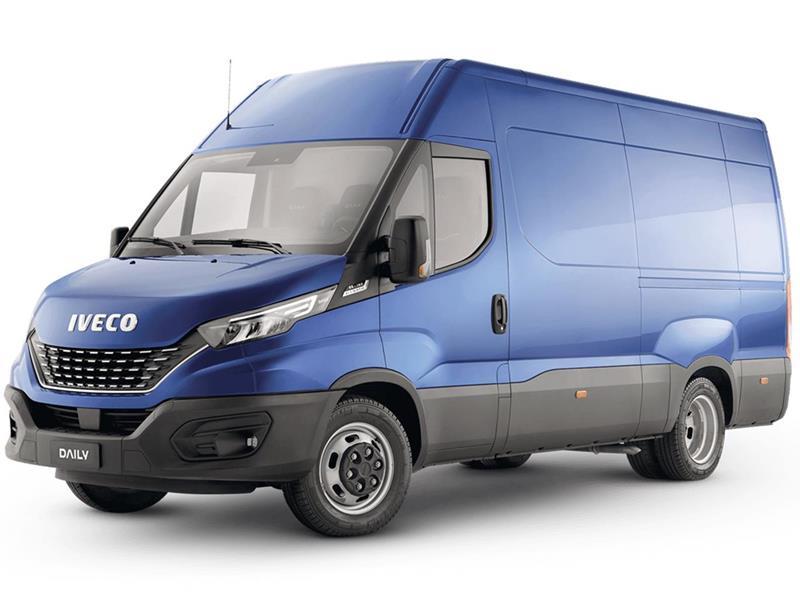 Iveco Daily Furgon H3 55-170 18 m3 Plus nuevo color A eleccion precio $3.857.852