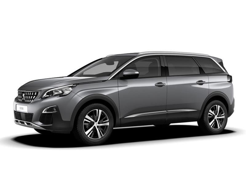 foto Peugeot 5008 SUV Allure Plus Tiptronic HDi nuevo color A elección precio $5.293.718