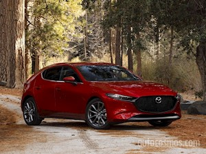 foto Mazda 3 Hatchback i Grand Touring Aut (2020)