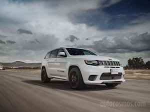 Jeep Grand Cherokee Trackhawk nuevo color A eleccion precio $1,985,900