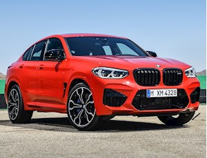 foto BMW Serie M X4 M Competition (2019)