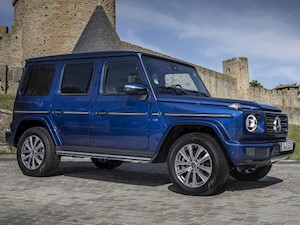 Mercedes Clase G STRONGER THAN TIME EDITION nuevo color A eleccion precio $3,500,000