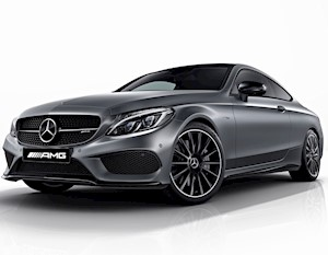 mercedes-benz clase-c c-43-amg-4matic-coupe
