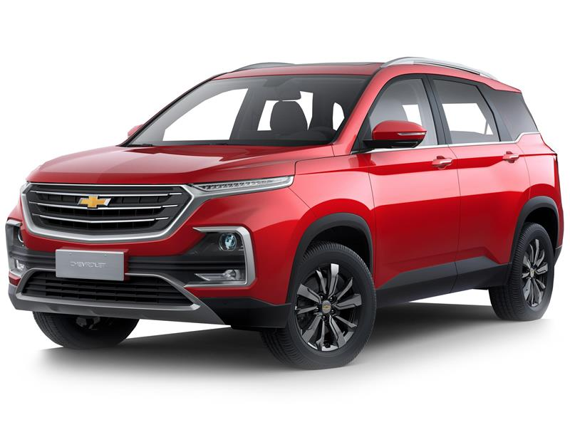 Chevrolet Captiva Premier nuevo color A eleccion precio $463,900