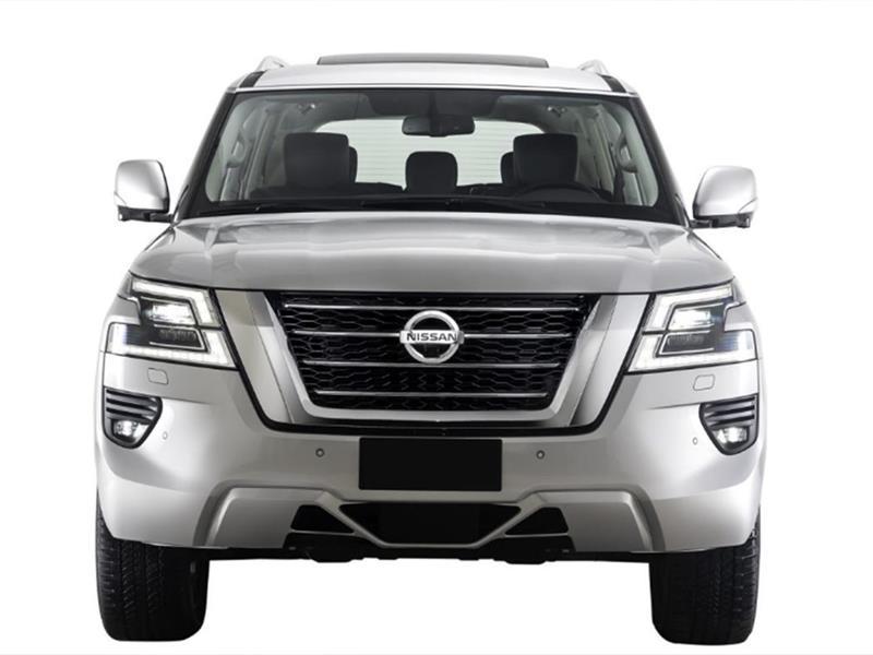 foto Nissan Patrol 5.6L LE nuevo color A elección precio $349.990.000