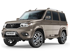 foto UAZ Patriot ZMZ turbo (2020)