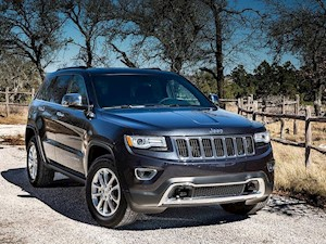 foto Jeep Grand Cherokee Limited (2019)