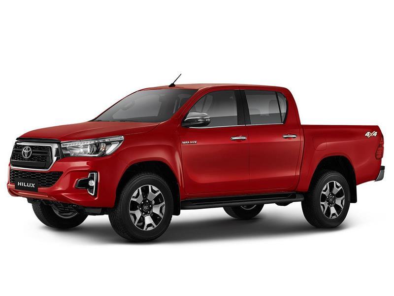 Toyota Hilux 4X2 Cabina Doble SRX 2.8 TDi nuevo color A eleccion precio $4.725.000