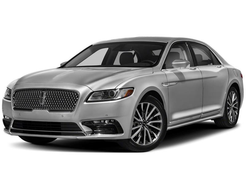 Lincoln Continental Reserve nuevo color A eleccion precio $1,358,700