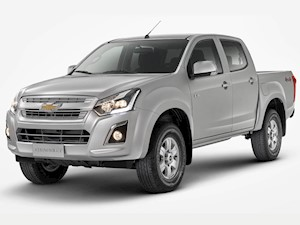 foto Chevrolet D-MAX 2.5L 4x4 Work CD  (2019)