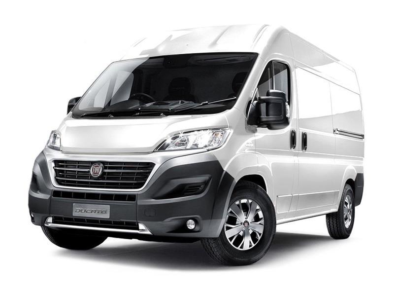 Fiat Ducato Cargo Van 2.3L 9.5 nuevo color A eleccion precio $536,400