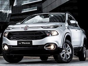 Foto FIAT Toro 2.0 TDi Volcano 4x4 CD Aut financiado en cuotas anticipo $406.800