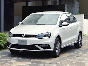 Volkswagen Vento Comfortline Plus Aut nuevo color A eleccion precio $279,990