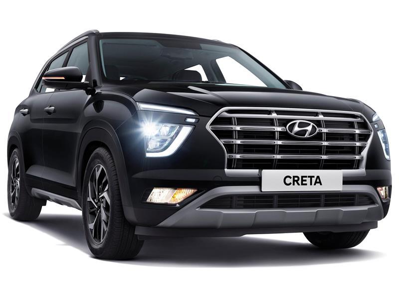 Hyundai Creta Limited Turbo nuevo color A eleccion precio $458,200