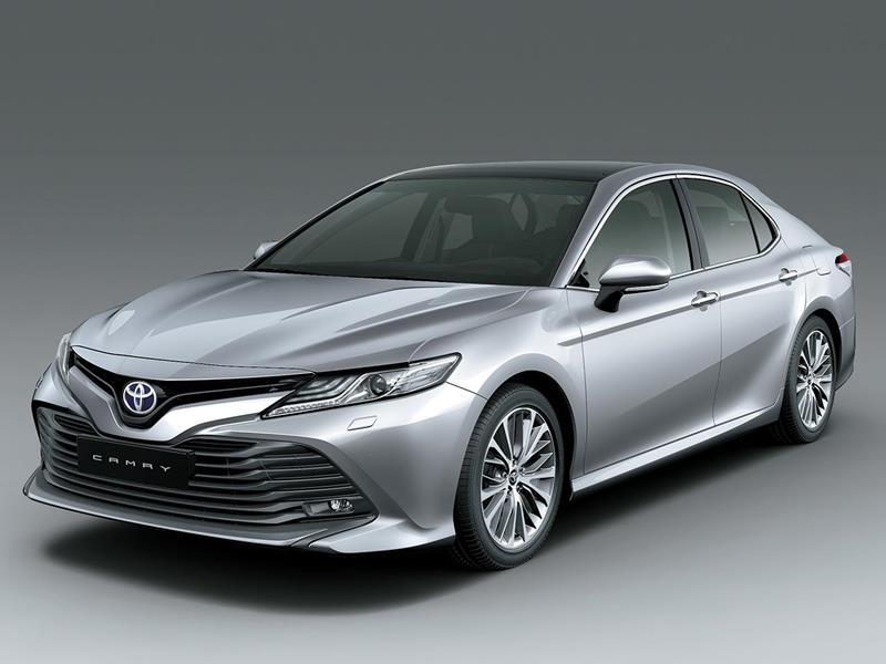 foto Toyota Camry 2.5 Aut (2021)