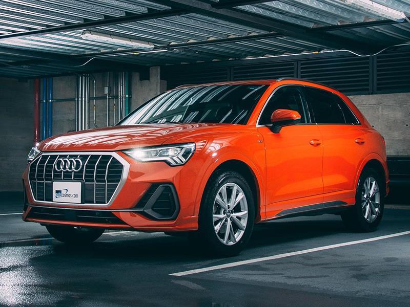 Audi Q3 35 TFSI Dynamic nuevo financiado en mensualidades(enganche $119,980 mensualidades desde $7,699)
