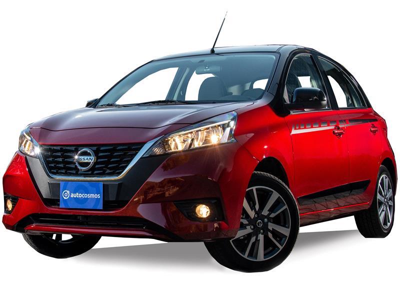 Nissan March Exclusive nuevo color A eleccion precio $274,900