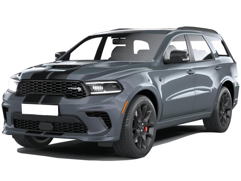 Dodge Durango SRT nuevo color A eleccion precio $1,399,900