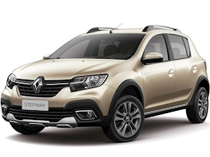Renault Stepway 1.6 Zen nuevo color A eleccion precio $1.034.400