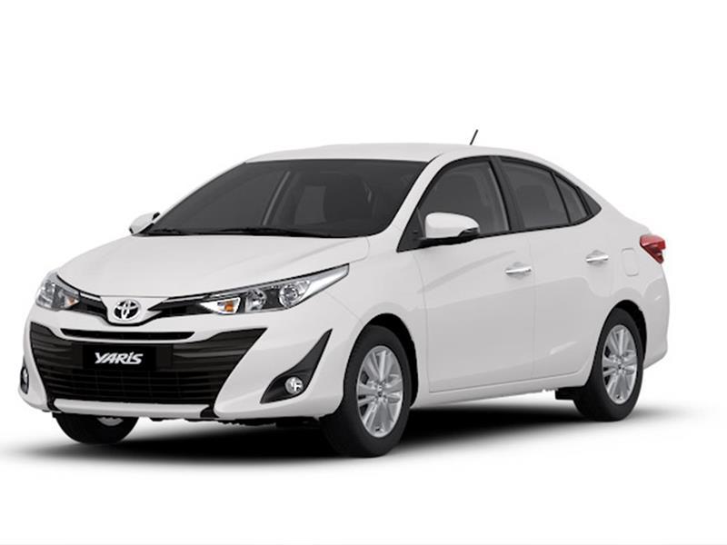 Toyota Yaris XL AT nuevo color A eleccion precio $59.200.000