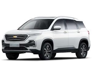 Chevrolet Captiva Premier Mt 2020 Precios Y Cotizaciones