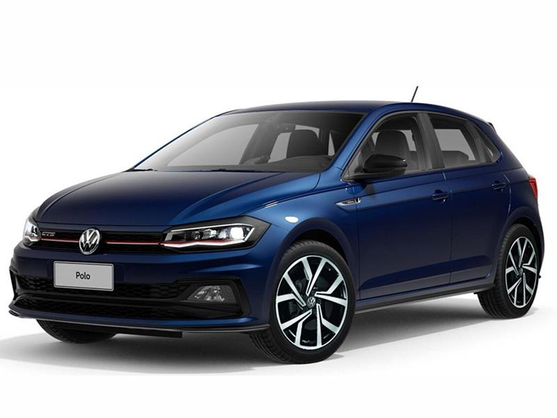 Volkswagen Polo 5P GTS nuevo color Negro Profundo financiado en cuotas(anticipo $590.000 cuotas desde $18.900)