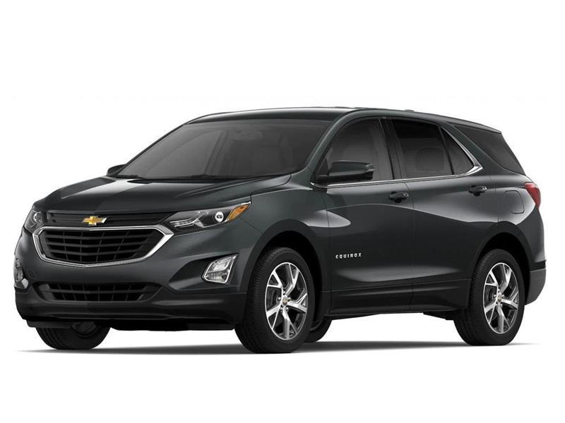 Chevrolet Equinox FWD nuevo color A eleccion precio $2.585.900