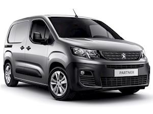 Peugeot Partner 1.6 HDi Cargo nuevo color A eleccion precio $65.990.000