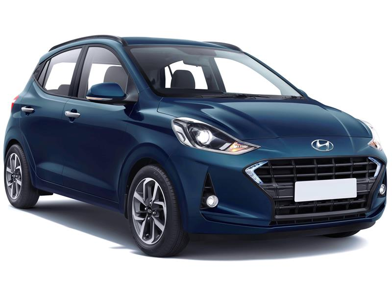 foto Hyundai Grand i10 GL nuevo color A elección precio $204,000