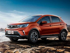 Geely GX3 1.5L Exclusive (2019)