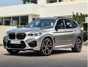 foto BMW Serie M X3 M Competition (2020)