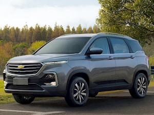 Chevrolet Captiva 1.5L LT  (2019)