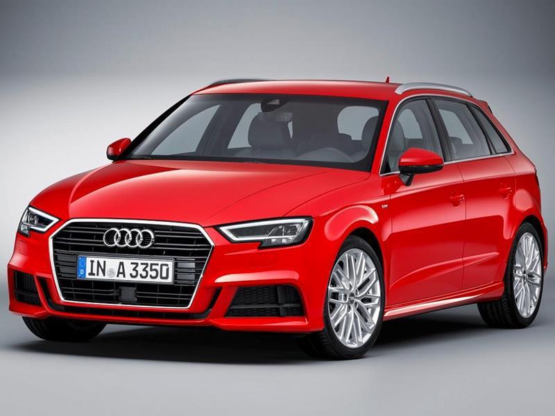 Audi A3 Sportback 35 T FSI S-tronic nuevo color A eleccion precio u$s41.340