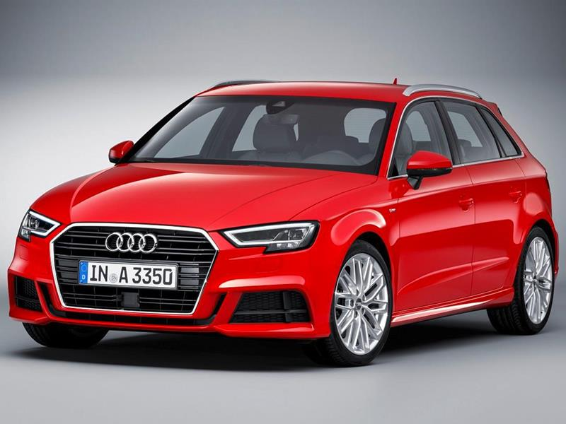 foto Audi A3 Sportback 35 T FSI S-tronic nuevo color A elección precio u$s41.340