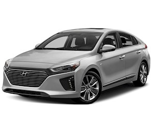 Hyundai Ioniq HEV nuevo color A eleccion precio u$s46.500