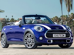 MINI Cooper Cabrio S 1.6 Chili Aut (2019)